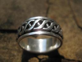 Haunted Ring Angels of the 4th ray for purifica... - $225.00