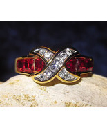 HAUNTED PAGAN SHAPESHIFTING SPELL RING ~ TRANSGENDER HORMONE ~ TRANSFORM GENDER! - $46.00