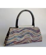 Amelia Long Antelope Bag Purse Unique Wire Mesh... - $265.00