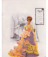 Annie Potter August 1993  Barbie Victorian Gown... - $5.99