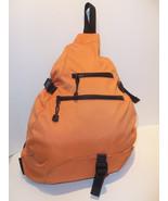 GAP Orange Shoulder Strap Sling Pack Bag Backpa... - $29.35