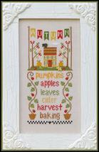 CLEARANCE Autumn Seasonal Celebrations cross st... - $4.00