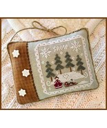 CLEARANCE Snowy Winter All Dolled Up series cro... - $3.00