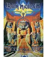 IRON MAIDEN Powerslave Eddie Cloth Poster Wall ... - $13.84