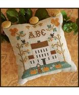 ABC - #1 Little House ABC Samplers cross stitch... - $5.40