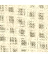 FABRIC CUT 16ct country french cafe mocha 9x9 L... - $5.00