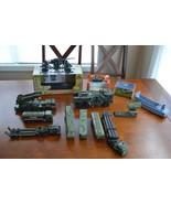 (14 PIECE) BUNDLE LOT #10 Die Cast Army Vehicle... - $148.49