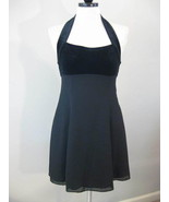 Zum Zum By Niki Livas Mini Halter Dress Size 11... - $38.00