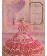 Annie Potter August 1992 Barbie Gown Fashion Ca... - $5.99