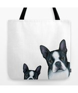 Tote Bag All over print Made in USA Dog 128 Bos... - $29.99 - $35.99