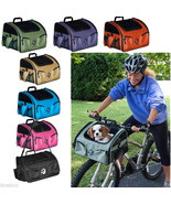 3-in-1 Bike Bicycle Basket Dog Cat Carrier Car ... - $44.95 - $54.95