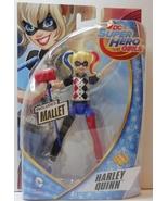 DC Super Hero Girls Harley Quinn Action Figure ... - $14.95