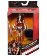 DC Wonder Woman Action Figure from Batman v Sup... - $24.95