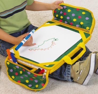 Image 1 of  Children's Arts & Activities Lap Desk