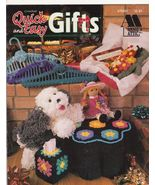 Quick and Easy Gifts Crochet Patterns Annie's A... - $6.99