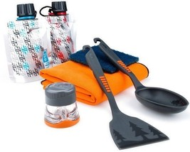 NEW Kitchen Tool Set for Camping 8 Pc Spoon Spa... - $24.72