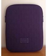 Michael Kors Neoprene iPad/Tablet Sleeve Purple - $25.74