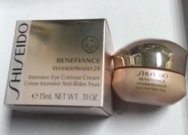 Shiseido Benefiance WrinkleResist24 Intensive E... - $42.45