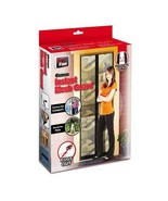 Portable Screen Door Magnetic Closure Camo Design - $10.00