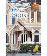 A Novel Idea Mystery: Off the Books 5 by Lucy A... - $6.35