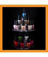 nail polish display rotating organizer spinning... - $38.00
