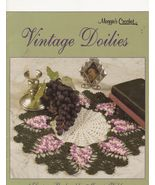 Vintage Doilies Reproduction Crochet Patterns G... - $8.99