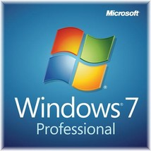 New Windows 7 Professional Retail KEY for 32 or... - $27.90