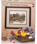 The Garden Cottage Cross My Heart Cross Stitch ... - $8.99