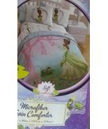 Disney Princess and the Frog Tiana Twin/Single ... - $44.55