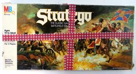 Vtg 1986 Stratego Board Game MB Milton Bradley ... - $22.99