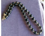 Buy 20 inch Smoky Quartz Beads and Gold Crystals