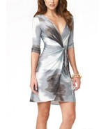 DIANE von FURSTENBERG EVRIN MULTI DRESS - US 12 - UK 16