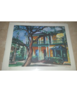 Signed Julie Verschoyle Art Number Print 5/400 ... - $250.00