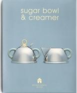 TUTS KITCHEN Design Michael Graves  Creamer Sug... - $79.00