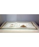 Vintage mid century Georges Briard glass ashtra... - $25.00