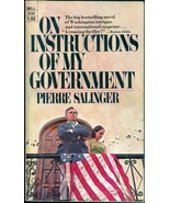 On Instructions of my Government - $4.00