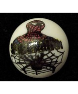 New Spiderman Spider Man Web Glass Marble Comic... - $8.00