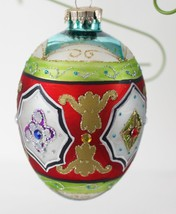 Dept 56 Christmas Ornament Department Glass 201... - $19.79