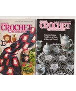 Lot of Six Annie's Digest Magazines Hooked on C... - $14.99