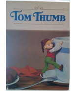 Tom Thumb Book Vintage Rare By Grosset & Dunlap... - $24.99