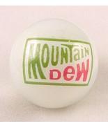 Mountain Dew Soda Pop Glass Logo Collectors Marble - $8.00