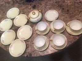FRAUREUTH CHINA MADE IN GERMANY LOT OF 13 FREE ... - $44.54