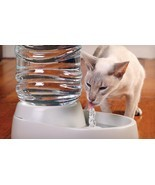 Automatic Indoor Electric Pet Water Fountain - ... - $23.55