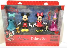 Disney Parks Mickey Minnie Mouse Princess Delux... - $24.90