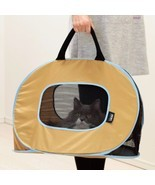 Portable Ultra Light and Sturdy Cat Carrier -To... - $34.28