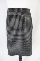 Soft by Avenue Skirt size 18 20 Plus Black Geom... - $32.97