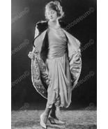 Lady Showing Off Outfit Vintage 8x12 Reprint Of... - $23.30