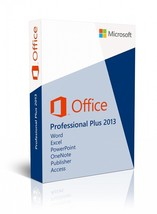 Microsoft Office 2013 Professional Plus 32/64 B... - $52.98
