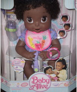 New Baby Alive African American 16in. Girl Doll... - $799.00