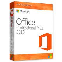 Microsoft Office 2016 Professional Plus 32/64 B... - $79.00